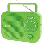 Jensen® MR-550 Portable AM/FM Radio, Green