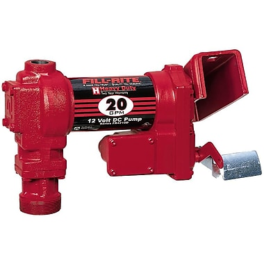 Fillrite® FR4204G 12 VDC Heavy-Duty High Flow Pump
