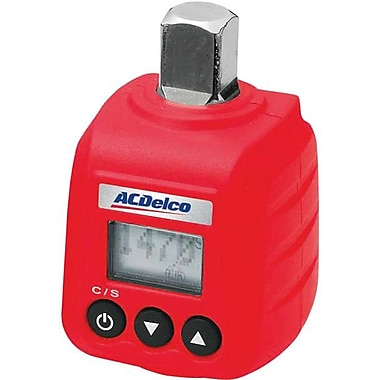 ACDelco® Digital Torque Adapter, 1/2