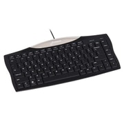 Evoluent 3189879 Wired Mini Keyboard, Black
