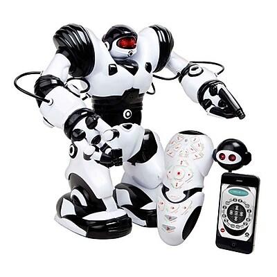 WowWee Robosapien X 8006 White Chrome Humanoid Robot 1269537