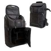 USA Gear Professional DSLR GRSLS17100BKEW Camera & Laptop Backpack/Sling Case