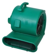 Edmar Corporation Bissell® BGAM3000 BigGreen Commercial Air Mover, Green