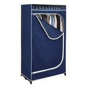 Whitmor Clothes Closet, Blue