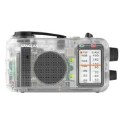 Sangean MMR-77 Multi-Powered AM/FM Radio Receiver, Clear