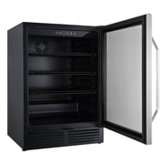 Avanti® 5 Cu Ft Beverage Cooler With Glass Door, Black