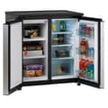 5.5 CF SIDE BY SIDE FRIDGE SS