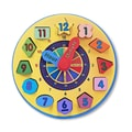 Melissa & Doug Sorting Clock