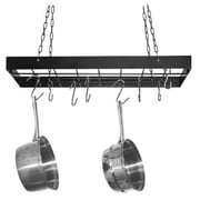 Fox Run Craftsmen Rectangular Hanging Pot Rack