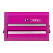 The Original Pink Box 18''W 2-Drawer Top Chest