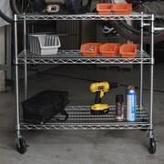 Trinity EcoStorage  3 Tier NSF Utility Cart