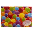 "Jam® 10 1/2"" x 16"" Open End Decorative Padded Bubble Envelopes, Party Balloons, 6/Pack"