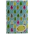 "Jam® 6"" x 10"" Open End Decorative Bubble Padded Envelopes, Floral Design, 6/Pack"