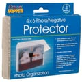 Jam® Photo Organizer/Protector, Clear