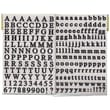 Jam® 2/Pack Self Adhesive Alphabet Letters Stickers