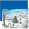 Jam® Home for the Holidays Card Set With 18 Cards and Envelopes, Holiday Festivities
