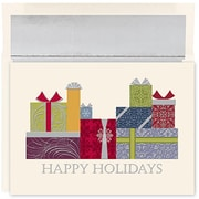 Jam® Peace and Joy Christmas Card Set With 18 Cards and Envelopes, Holiday Gifts