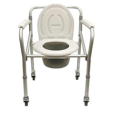 Bios Living Deluxe Folding Commode