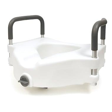Bios Living Raised Toilet Seat, Tool Free