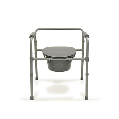 Bios Living Deluxe Aluminum Commode