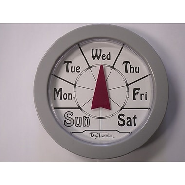 Bios Living Day Tracker Clock