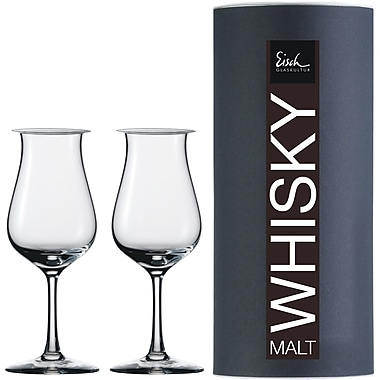 eisch ensemble de verres whisky single malt sensis plus avec tube cadeau et couvercle paq. Black Bedroom Furniture Sets. Home Design Ideas