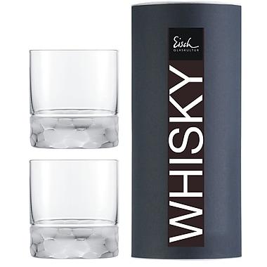 Eisch Hamilton Whisky Tube, 2/Pack