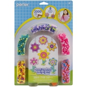 Perler® Fun Fusion Fuse Bead Activity Kit, Flower Madness