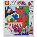Alex Toys® Paint A Canvas Kit, Cat
