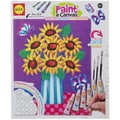 Alex Toys® Paint A Canvas Kit, Flowers