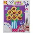 Alex Toys® Paint A Canvas Kit, Flowers