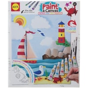 Alex Toys® Paint A Canvas Kit, Sailboat