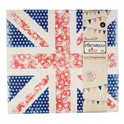 Docrafts® Papermania Portobello Road Post Bound Album, 12 x 12, Union Jack