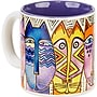 Laurel Burch® Artistic Collection Mug, Tribal