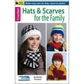 Leisure Arts® in.Hats & Scarves for the Familyin. Book