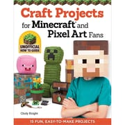 Design Originals Craft Projects for Minecraft®