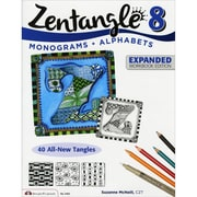 Design Originals Zentangle 8 Expanded Workbook Edition