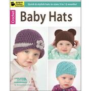 "Leisure Arts® ""Baby Hats"" Book"
