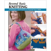 "STACKPOLE BOOKS ""Beyond Basic Knitting"" Book"
