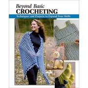 "STACKPOLE BOOKS ""Beyond Basic Crocheting"" Book"