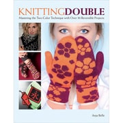 "Trafalgar Square Books ""Knitting Double"" Book"