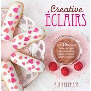 """F&W Media """"Creative Eclairs"""" Book"""