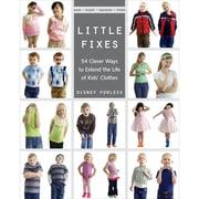 "C&T Publishing ""Little Fixes"" Book"
