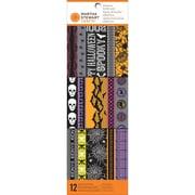Martha Stewart Adhesive Border Pad, Gothic Lace
