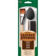 Plaid:Craft Leather Studio Utility Brush Kit