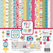 "Echo Park Paper Fine & Dandy Collection Kit, 12"" x 12"""