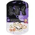 Wilton® Small Halloween Flower Eyes 6 Cavity Cookie Pan