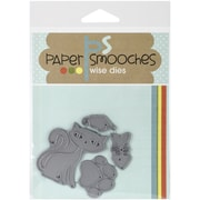 Paper Smooches Die, Cat Icons