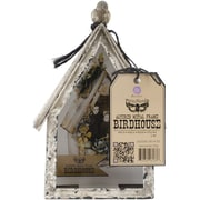 Prima Marketing Altered Metal Frame, Bird House