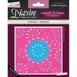 Crafter's Companion Die'sire Create-A-Card Cutting & Embossing Die, Aurora